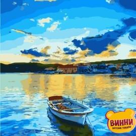 Купить картину по номерам Art Craft Уютный рассвет, 40*50 см 10505