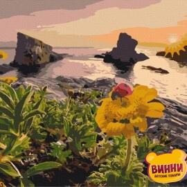 Купить картину по номерам Art Craft Путешествуем за солнцем, 40*50 см 10514