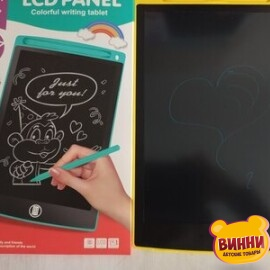 Планшет для малювання BB1001 LCD Panel 10'' 4 кол. кор.26,7*0,9*17,5 см.