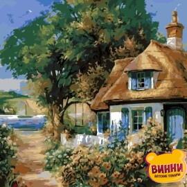 Купить картину по номерам ArtStory AS0158 Милый дом