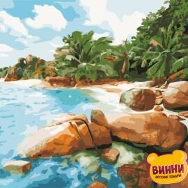 Купить картину по номерам ArtStory AS0542 Райское место