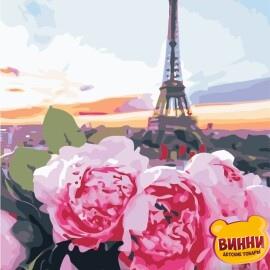 Купить картину по номерам ArtStory AS0855 Романтика Парижа