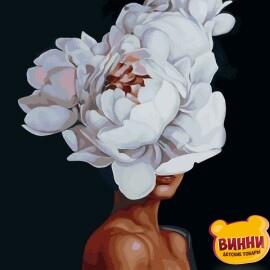 Купить картину по номерам Babylon Цветы во мне, Эми Джадд, 40*50 см VP1332