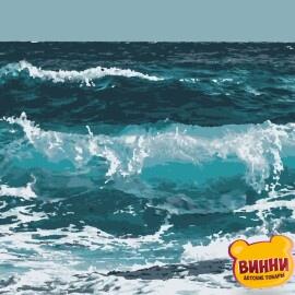 Купить картину по номерам Artissimo Воспоминания о море, 40*50 см, PN2884