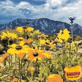 Купить картину по номерам ArtStory AS0865 Весна в горах