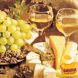 Купить картину по номерам ArtStory AS0962 Дегустация вина