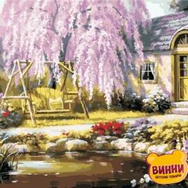 Купить картину по номерам ArtStory AS0972 Уютный дом