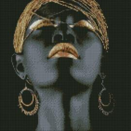 Купить алмазную мозаику ArtStory ASM11 Сияющая красота