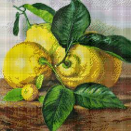 Купить алмазную мозаику ArtStory ASM28 Лимоны