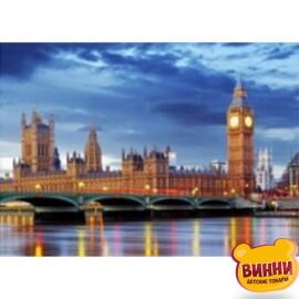 Купить алмазную мозаику Лондон 30*40 см, с рамкой, в коробке, H8460