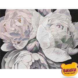 Купити картину за номерами Ідейка, Барви півонії (big)©Худ. Олександра Озерова, 50*65 см KHO13114