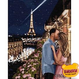 Купити картину за номерами Ідейка Романтичне побачення, 40*50 см KHO4783
