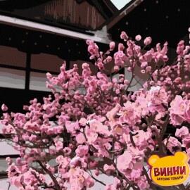Купити картину за номерами Art Craft Японська вишня, 40*50 см 10527