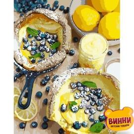 Купити картину за номерами Art Craft Ягідний сніданок, 40*50 см 12105