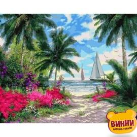 Купить картину по номерам Mariposa Морской бриз, 40*50 см Q2253