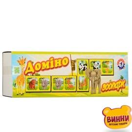 Домино Зоопарк Технок 3305