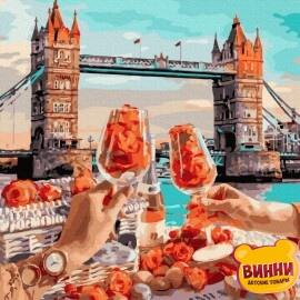 Сніданок у Лондоні, 40*50 см, GX39597