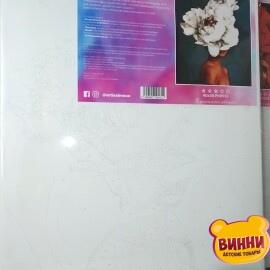 Купить картину по номерам Artissimo Элегантный цветок, Эмми Джадд, 40*50 см, PN0533