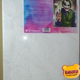 Купить картину по номерам Artissimo Джокер, 40*50 см, PN2008