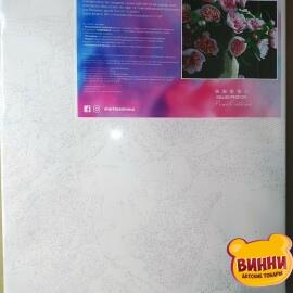 Купити картину за номерами Artissimo Рожеві півонії, 40*50 см, PN2020