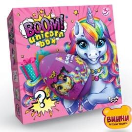 """Купить набор для творчества """"Boom! Unicorn Box"""" рос/укр BUB-01-01"""
