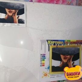 Купить картину по номерам RainbowArt Дама с секретом, 40*50 см, GX30651