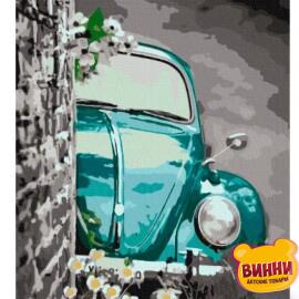 Купити картину за номерами Art Craft, Ретро авто, 40*50 см 10516