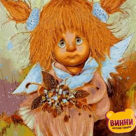 Купить картину по номерам Babylon Солнечные ангелы, 30*40 см VK289