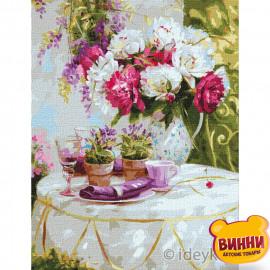 Купити картину за номерами Ідейка Солодкий травень ©Ira Volkova, 50*65 см KHO2968