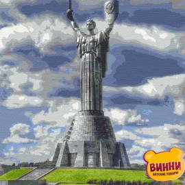 Купити картину за номерами Riviera Blanca, Батьківщина-Мати, м.Київ, 40*50 см, RB-0272