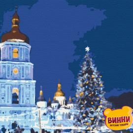 Купити картину за номерами Riviera Blanca, Києво-Печерська лавра, м. Київ, 40*50 см, RB-0278