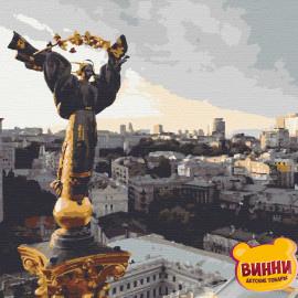 Купити картину за номерами Riviera Blanca, Незалежність, м. Київ, 40*50 см, RB-0279