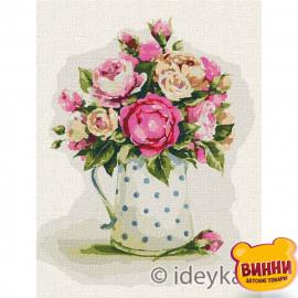 Тендітні троянди © Олена Вавіліна, 30*40 см KHO3165