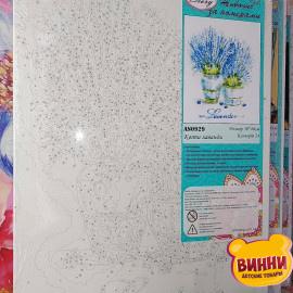 Купить картину по номерам ArtStory AS0929 Цветы лаванды