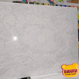 Купить картину по номерам Mariposa Солнечная система, 40*50 см, Q2231