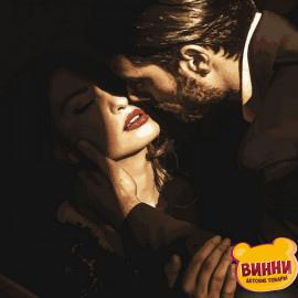 Купить картину по номерам Mariposa Нежный поцелуй, 40*50 см Q2266