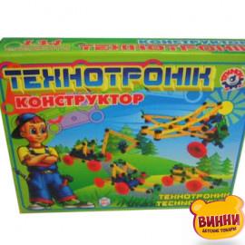 """Конструктор """"Технотронік"""", в кор. 33*27*5см, ТМ Технок, 0830"""