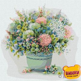 Весняна гармонія © Олена Вавіліна, 40*40 см KHO3149