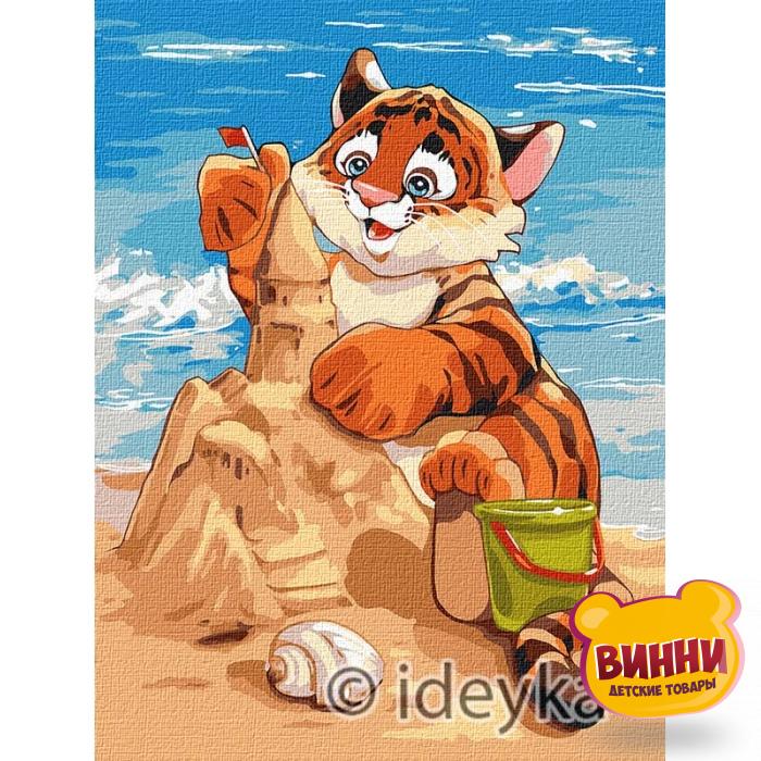 Пляжні розваги © Софія Нікуліна, 30*40 см KHO4247