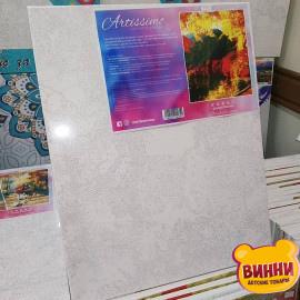 Купить картину по номерам Artissimo Яркая осень, 40*50 см, 50*60 см, PN0166