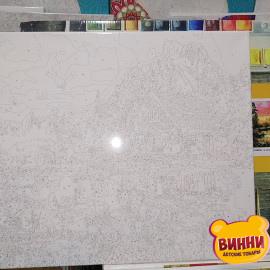 Купить картину по номерам Mariposa Краски заката, 40*50 см, Q2200