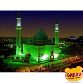 Купити алмазну мозаїку Мечеть 30*40 см, на підрамнику, в коробці, H8415