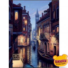 Вечір у Венеції, 30*40 см, на підрамнику, в коробці, H8714
