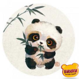 Купити алмазну мозаїку Панда, 30*40 см, на підрамнику, в коробці, H8706