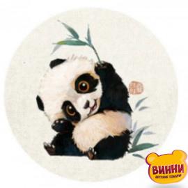 Купити алмазну мозаїку Панда, 30*40 см, на підрамнику, в коробці, H8707
