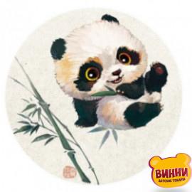 Купити алмазну мозаїку Панда, 30*40 см, на підрамнику, в коробці, H8708