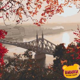 Купить картину по номерам Art Craft, Мост свободы. Будапешт, 40*50 см 10560