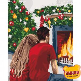Різдв'яна романтика, 40*50 см, KHO4640