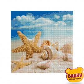 Купити алмазну мозаїку STRATEG, Море, 30*30 см, CA-0004