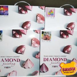 Купити алмазну мозаїку STRATEG, 30*30 см